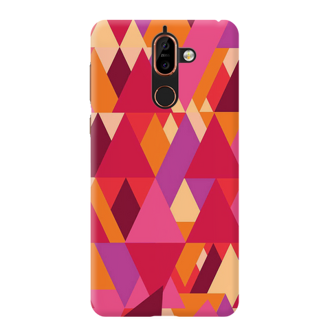 Geomix Cover Case for Nokia 7 Plus