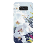 Florals and Sky Case Cover for Samsung Galaxy S8 Plus