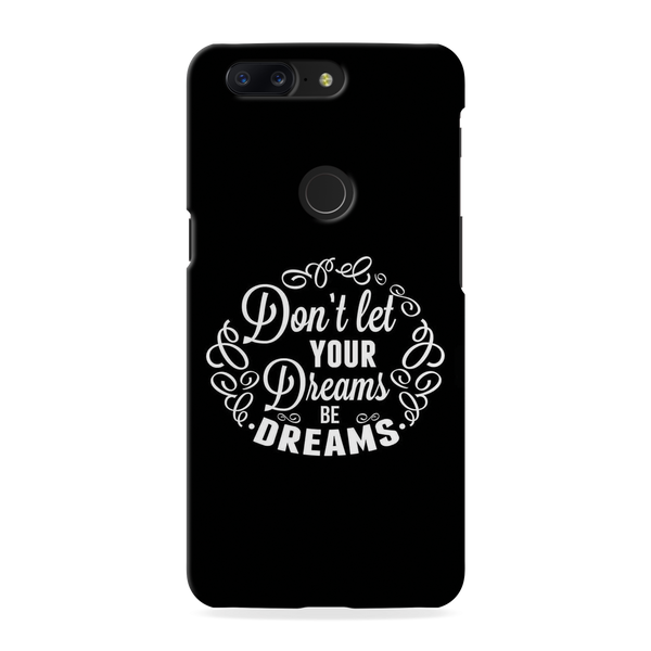 Dreams Cover Case For OnePlus 5T