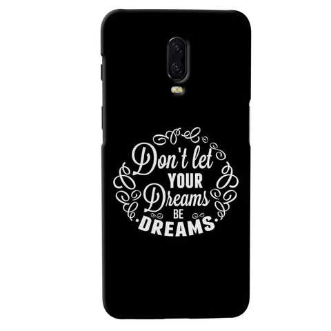 Dreams Cover Case For OnePlus 6T