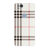 Brown Check Design Cover Case For Google Pixel 2