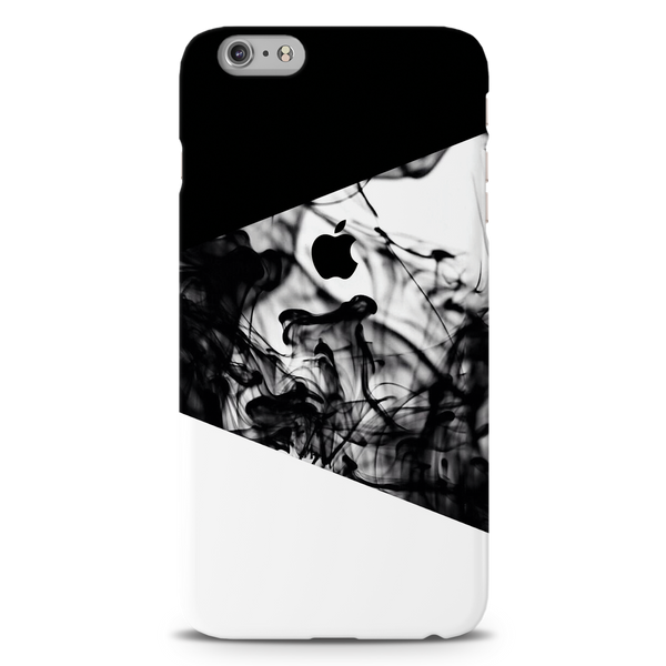 White Splash Cover Case For iPhone 6/6S Plus
