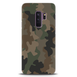 Army Abstract Camouflage Cover Case For Samsung S9 Plus