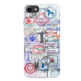 Stamps Cover Case for iPhone 7/8
