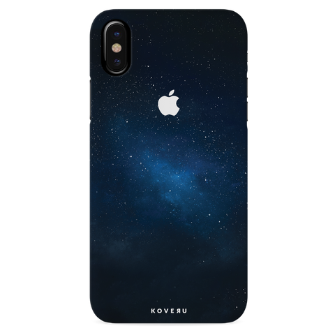 Glowing Stars Cover Case For iPhone XS