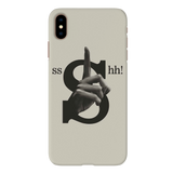 Shh Cover Case For iPhone XS Max