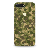 Yellow CamouflageCover Case For iPhone 7/8 Plus