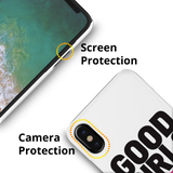 Good Girls Cover Case For iPhone XS