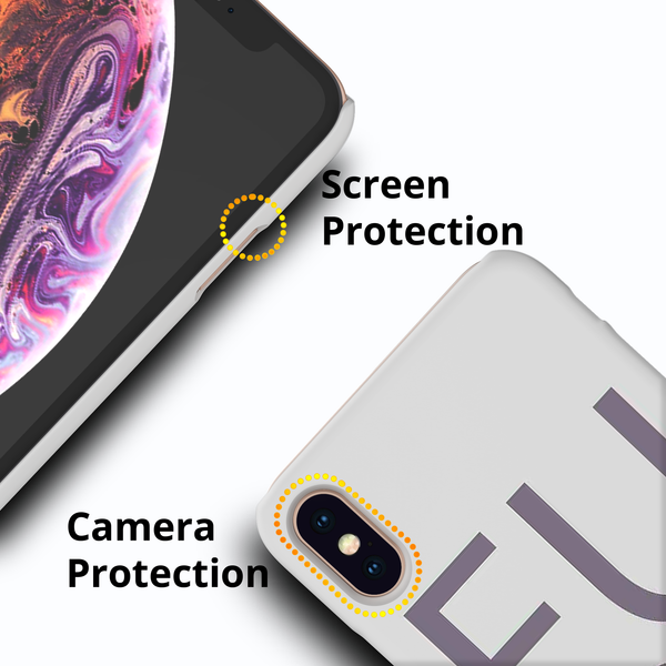 The Hype Cover Case For iPhone XS Max