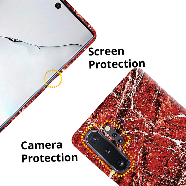 Glazed Marble  for Samsung Galaxy Note 10 Plus