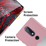 Heart Cover Case for Nokia 6.1 Plus