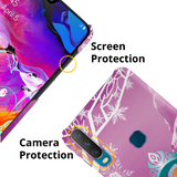 Ana of Arendelle Cover Case for Vivo Y17