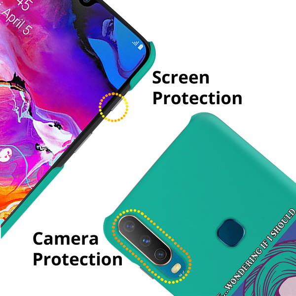Reveal the ending Cover Case for Vivo Y17