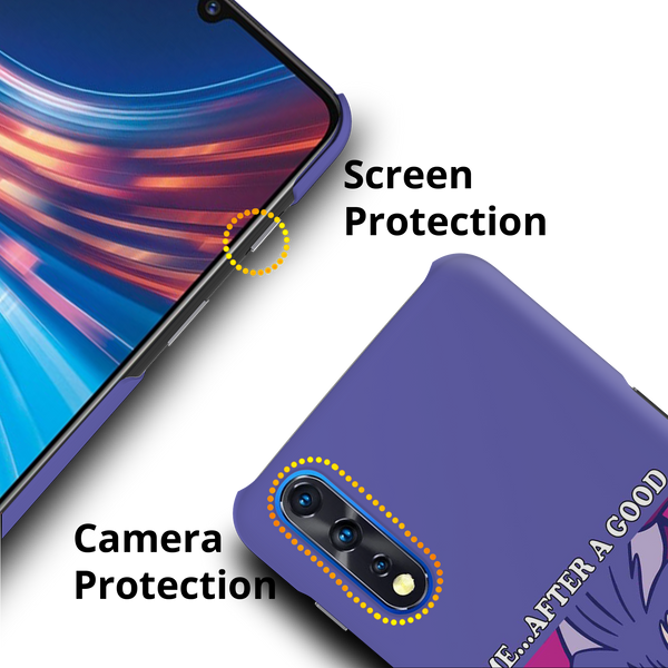 A good night's sleep Cover Case for Vivo Z1X