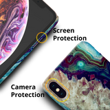 Agate Cover Case for  iPhone XS Max