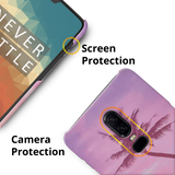 Little Beach Things Cover Case For OnePlus 6
