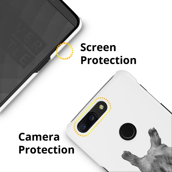 Bubble Giraffe  Cover Case For OnePlus 5T
