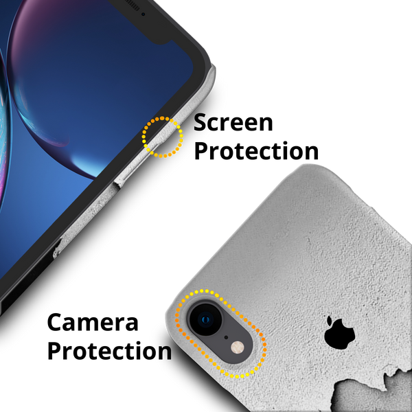 Shadows of the Past Cover Case For iPhone XR