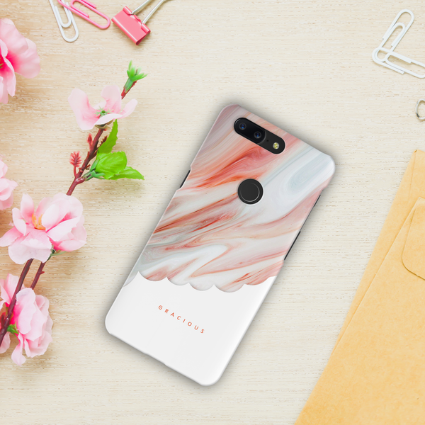Gracious Marble Cover Case For OnePlus 5T