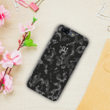 Black Camouflage Cover Case For OnePlus 5