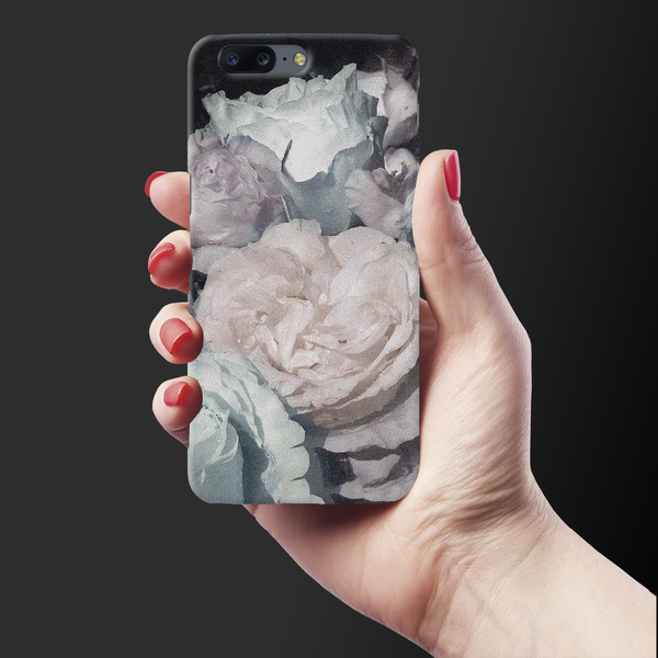 Vintage Floral Case Cover for OnePlus 5