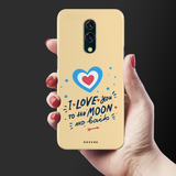 Essence of Heart Cover Case for Oppo K3