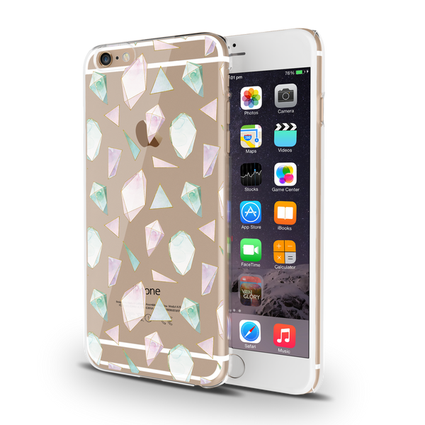 Little Diamond Crystal Clear Case For iPhone 6/6S Plus