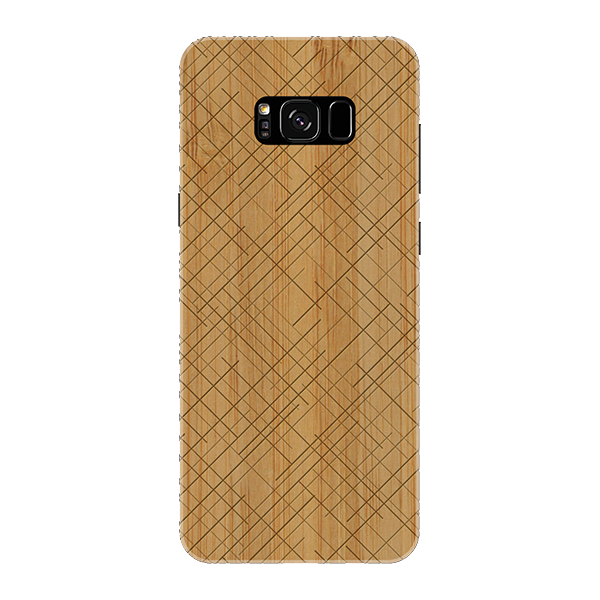 Wooden Pattern Cover case for Samsung Galaxy S8