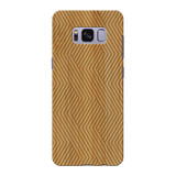 Wooden Pattern Cover case for Samsung Galaxy S8 plus