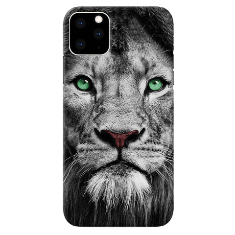 Lion Face Cover Case for iPhone 11 Pro