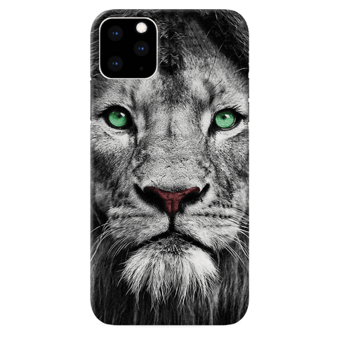 Lion Face Cover Case for iPhone 11 Pro Max