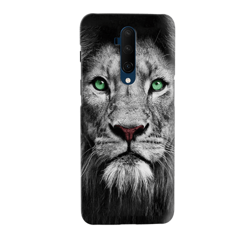 Lion Face Cover Case for OnePlus 7T Pro