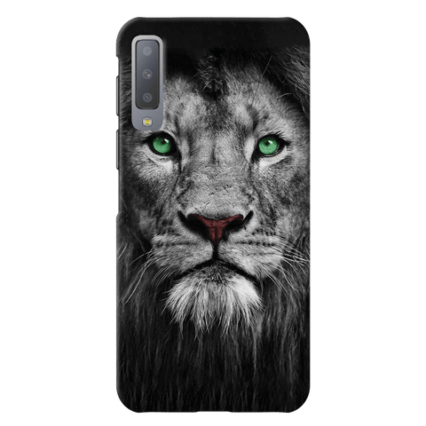 Lion Face Cover Case for Samsung Galaxy A7 2018