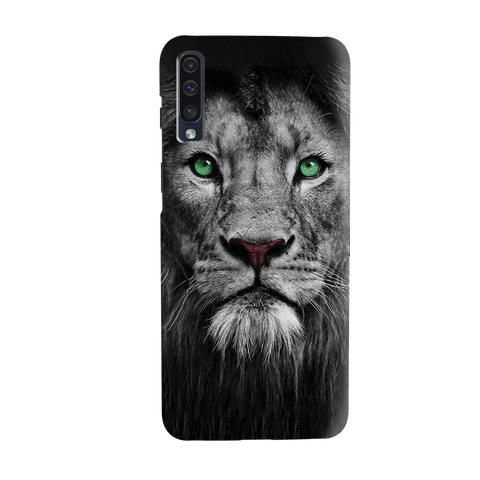 Lion Face Cover Case for Samsung Galaxy A70