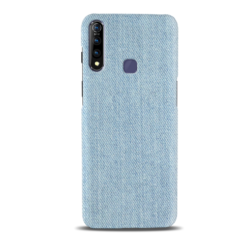 Blue Jeans Cover Case for Vivo Z1 Pro