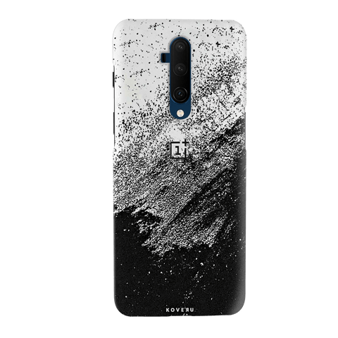 Distressed Overlay Texture Cover Case for OnePlus 7T Pro