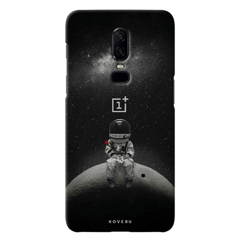 Milky Way Galaxy Cover Case for OnePlus 6