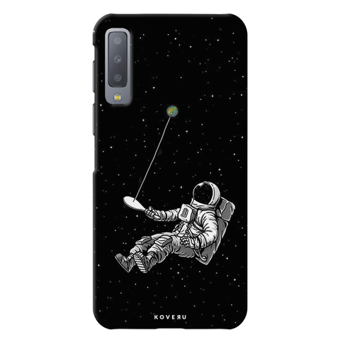 Lost in Space Cover Case for Samsung Galaxy A7 2018