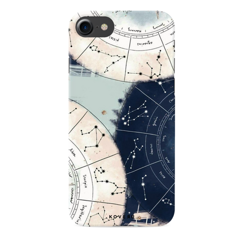 Aesthetic Astrology Cover Case for iPhone 7/8
