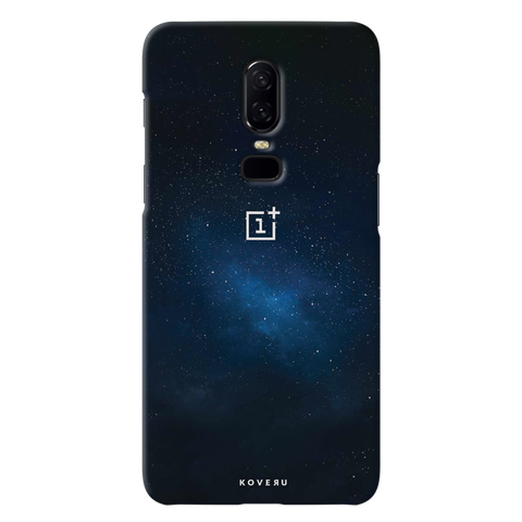 Glowing Stars Cover Case for OnePlus 6