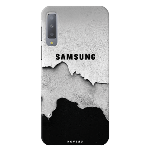 Shadows of the Past Cover Case for Samsung Galaxy A7 2018