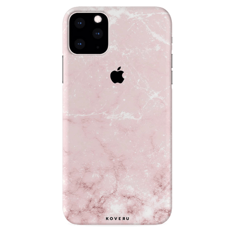 Baby Pink Marble Cover Case for iPhone 11 Pro Max