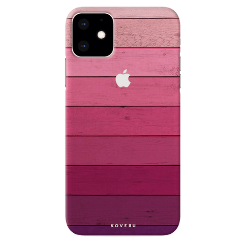 Shades of Pink Cover Case for iPhone 11