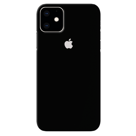 Jet Black Cover Case for iPhone 11