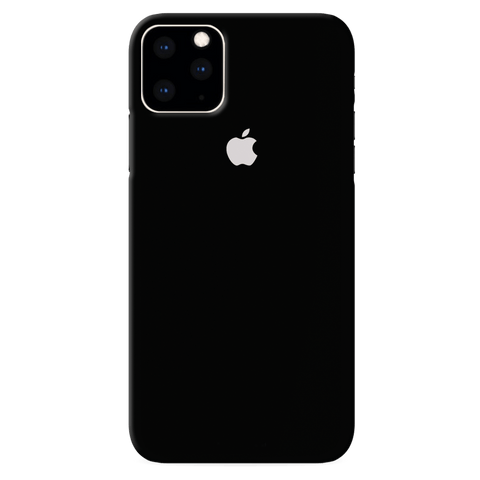 Jet Black Cover Case for iPhone 11 Pro