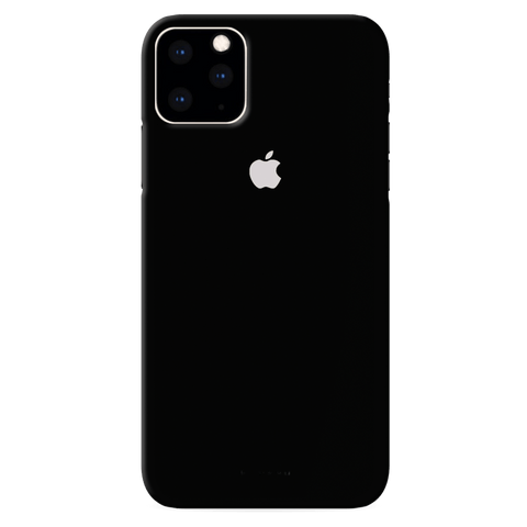 Jet Black Cover Case for iPhone 11 Pro Max