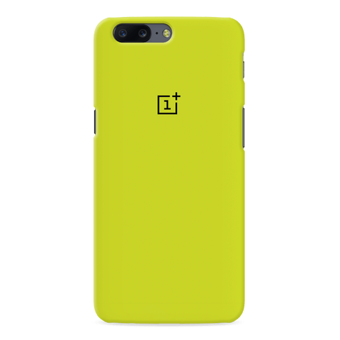 Neon Back Cover Case For OnePlus 5