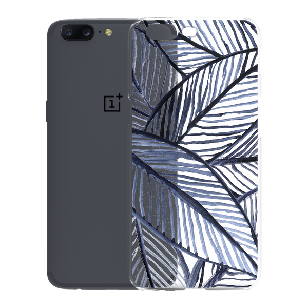 Leaf Clear Case for OnePlus 5