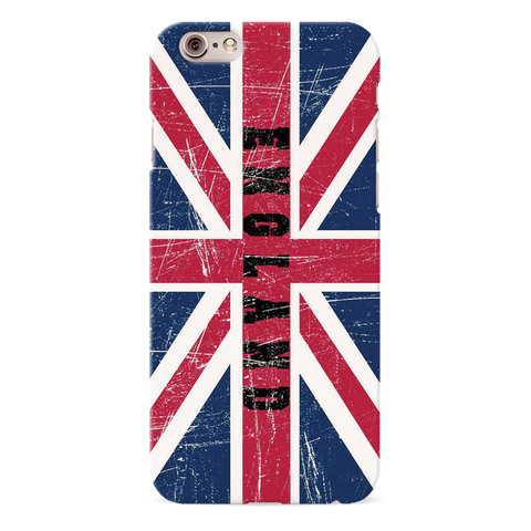 England Cover Case for iPhone 6/6S