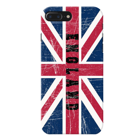 England Cover Case for iPhone 7/8 Plus